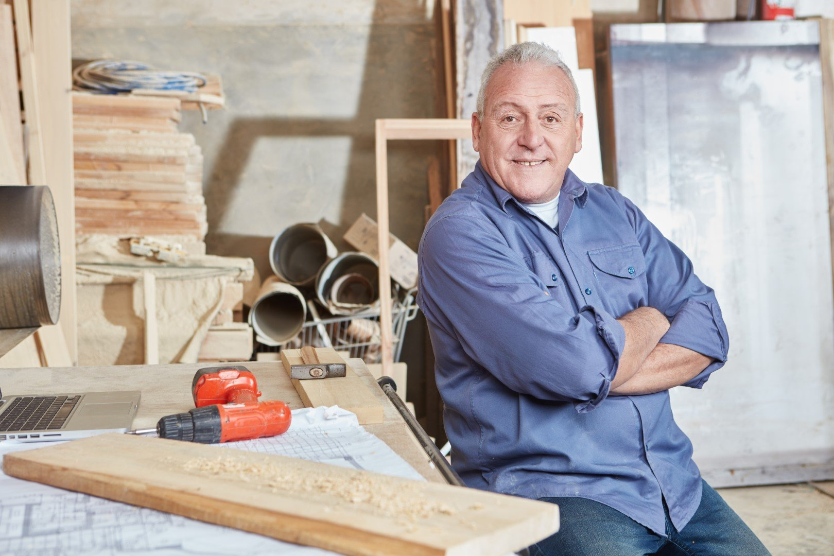 Evans Head Airpark supports local Men's Shed Association
