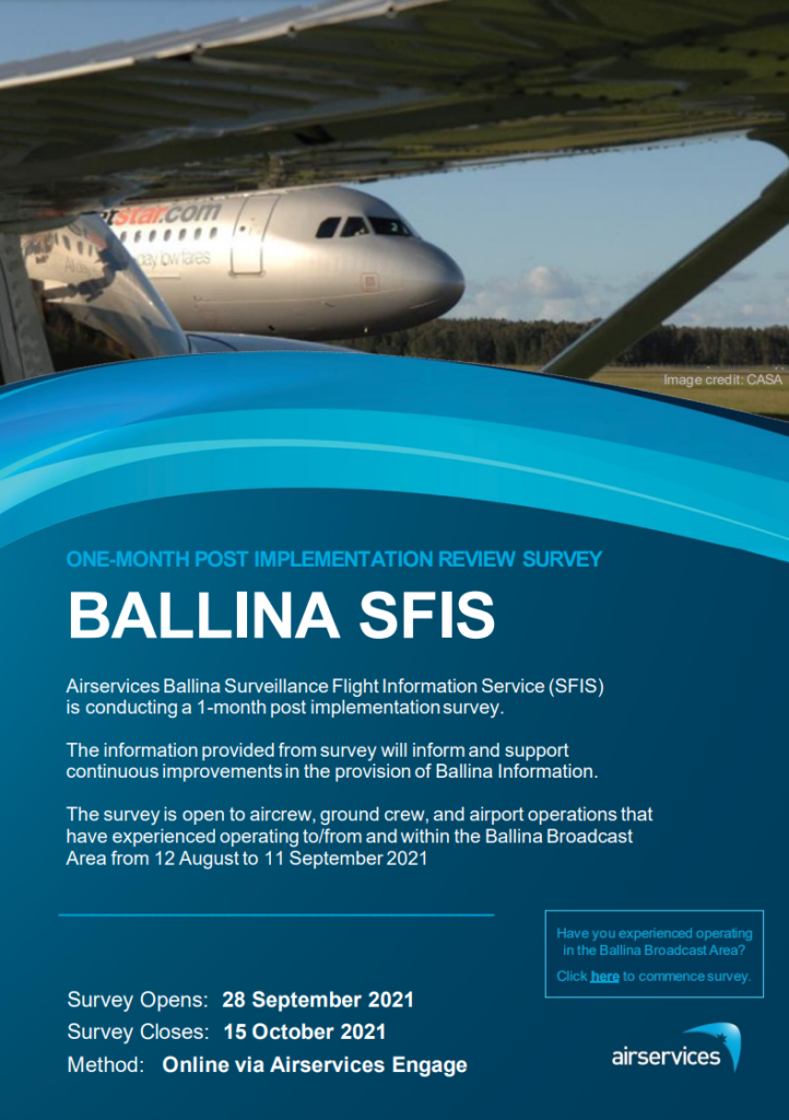 - AirServices 1-Month Post Implementation Review Survey